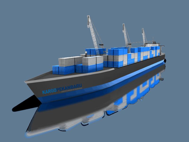 Kapal Jasa Ekspedisi Pekanbaru